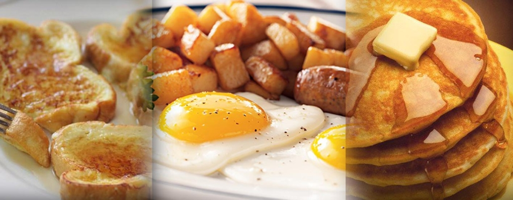 Tempt Your Tastebuds with our Delicious Breakfast Selections!